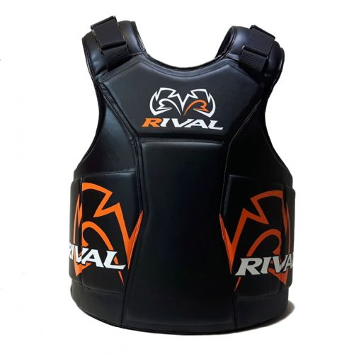 Rival Body Protector - The Shield Black